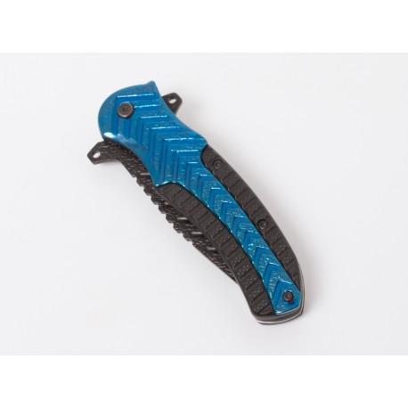 """Складной нож """"GERBER"""" синий с черным"""