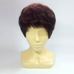 Парик из натуральных волос HM-163 №6