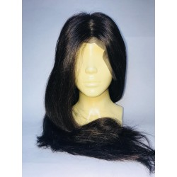 Парик-система из натуральных волос HHKK-753 №6