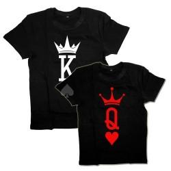 """Парные футболки """"K&Q"""""""