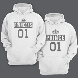 Prince + Princess