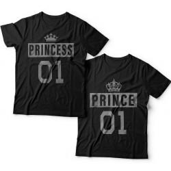 """""""Prince"""" + """"Princess"""""""