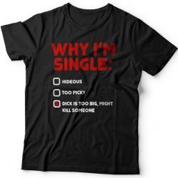 """Why i'm single?"" (""Почему я одинок?"")"