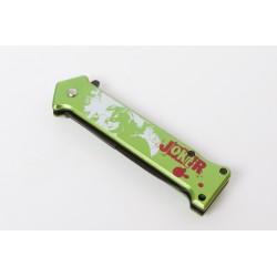 Складной нож Joker зеленый