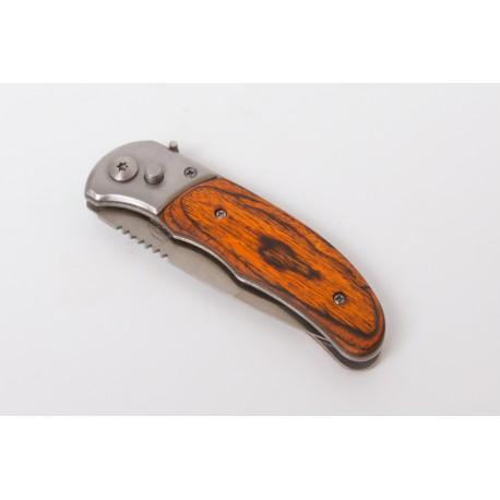 Складной нож Stainless Steel Wood - 3