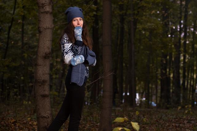 Красный свитер с оленями в Magazin-Jumperov.ru недорого