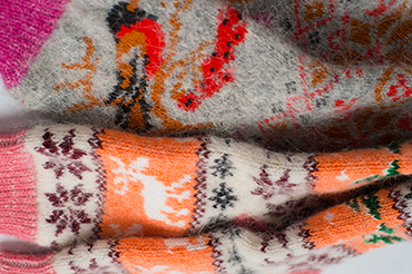 Купить вязание носки в Москве от 150 рублей