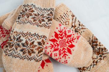 Купить шерстяние носки в Москве от 150 рублей