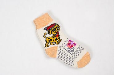Вязаные носки купить в Москве