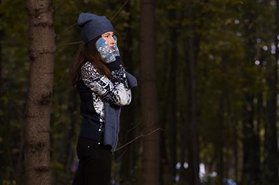 Снуд женский и другие шерстяные вещи в интернет-магазине Magazin-Jamperov.ru