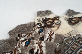 Вязаные носки недорого от 150 рублей