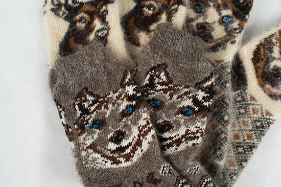 Купить шерстяные носки в Москве