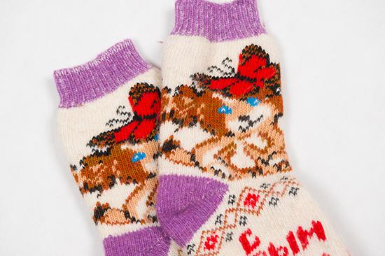 Шерстяные носки купить в Москве недорого Magazin-Jumperov