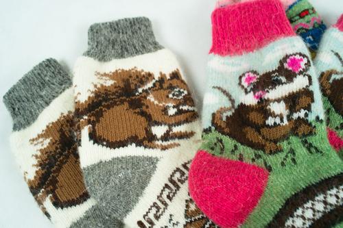 Шерстяные носки недорого от 150 рублей